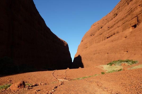 Kata Tjuta - Walpa Gorge