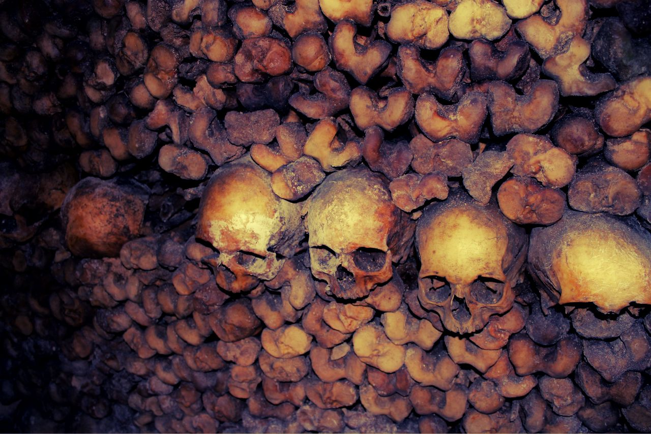 Katakomben von Paris