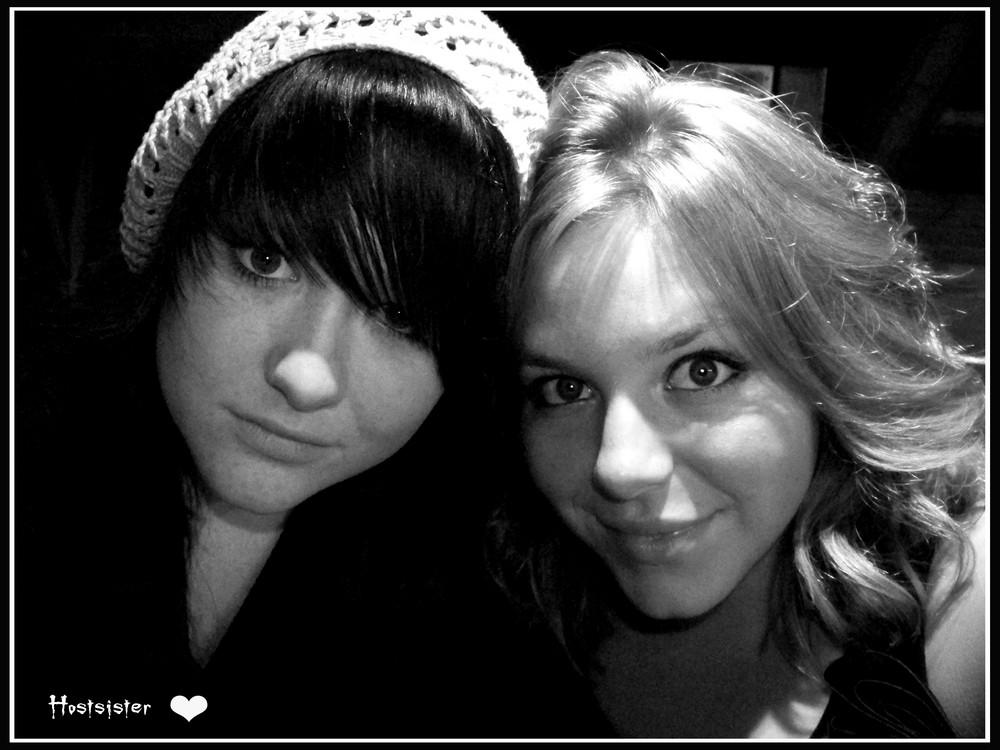 Kate und ich..