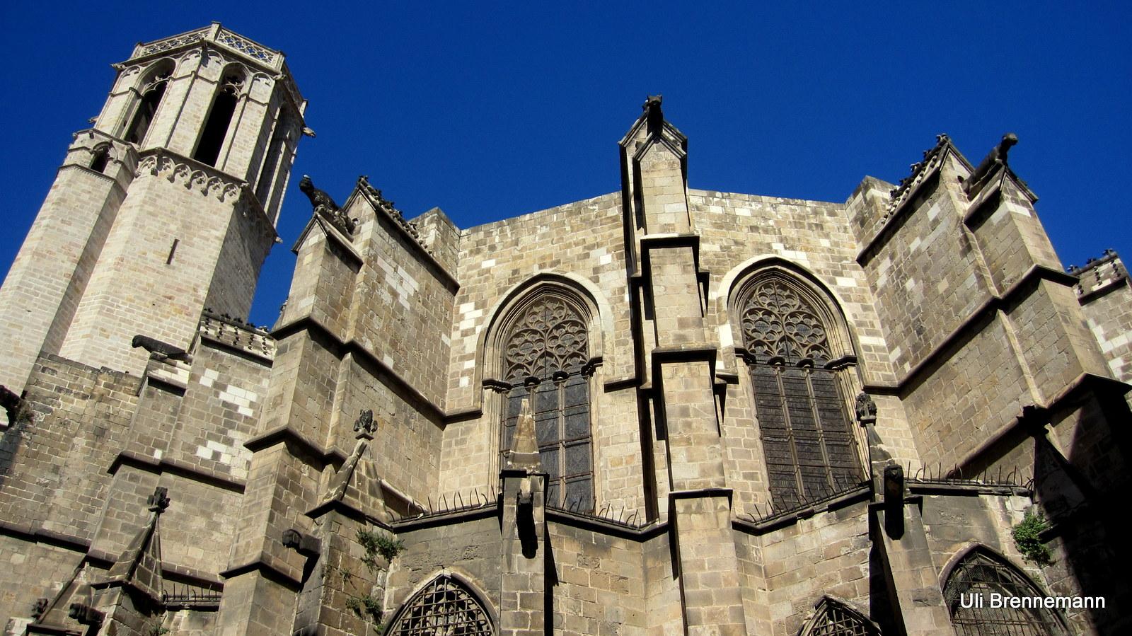 Katedrale Barcelona