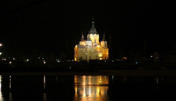 Katedrale in Nizhnij Novgorod