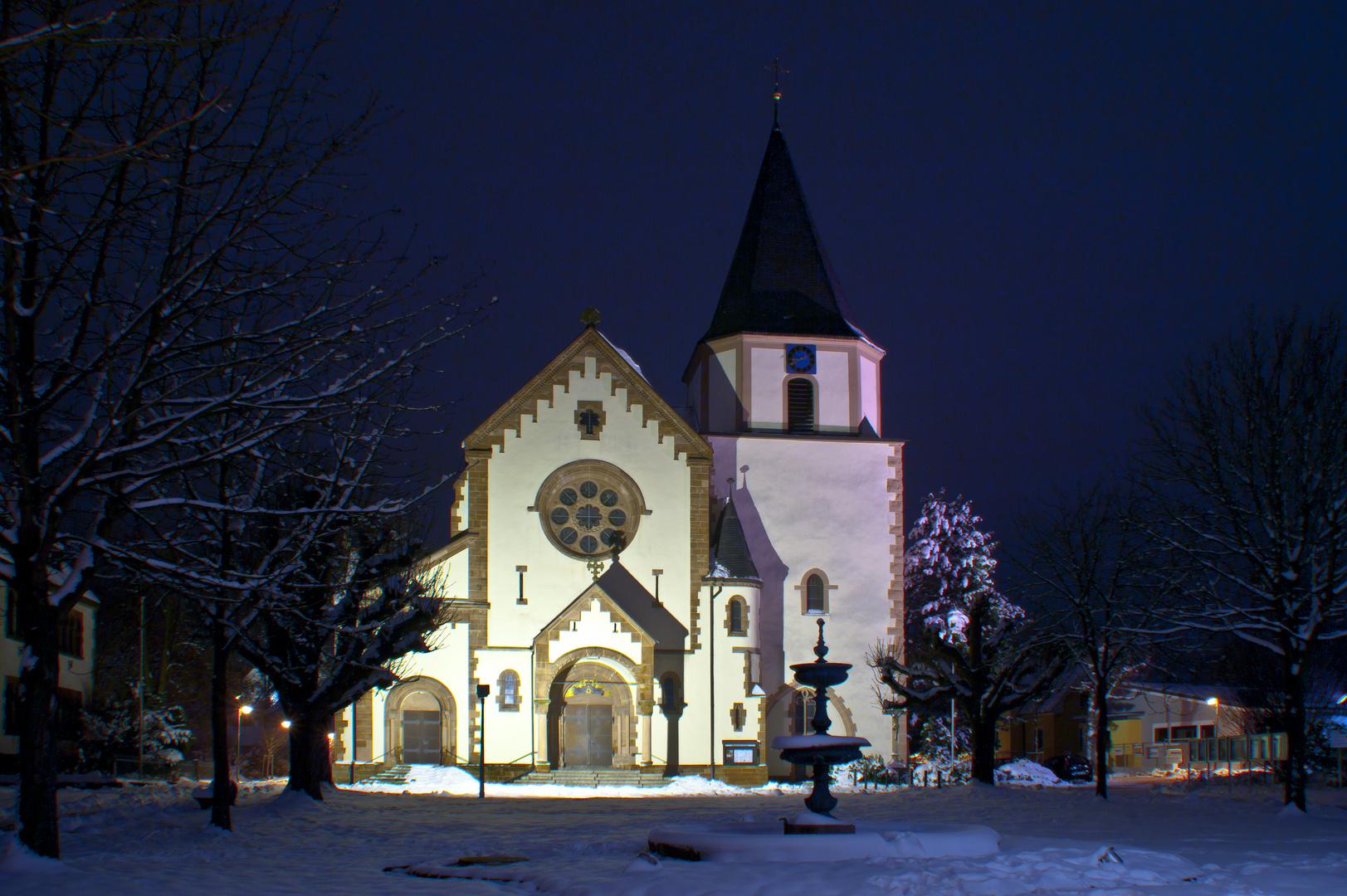Kath. Kirche Oberachern