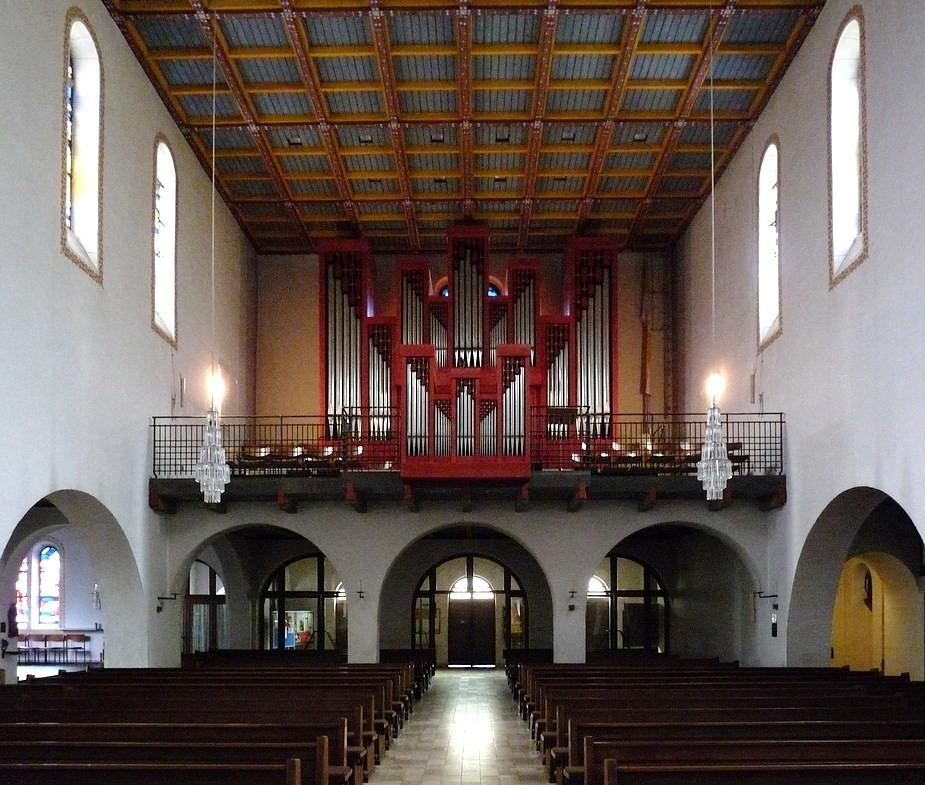 Kath. Kirche St. Martin, Rheinbach (2)