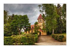 """Kath. Kirche zu Bad Elster """"St Elisabeth"""""""