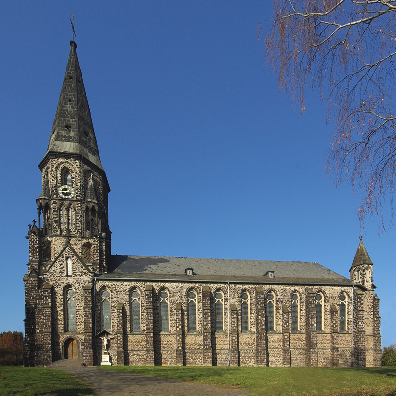 Kath. Pfarrkirche St. Mauritius und Maternus Koblenz-Rübenach