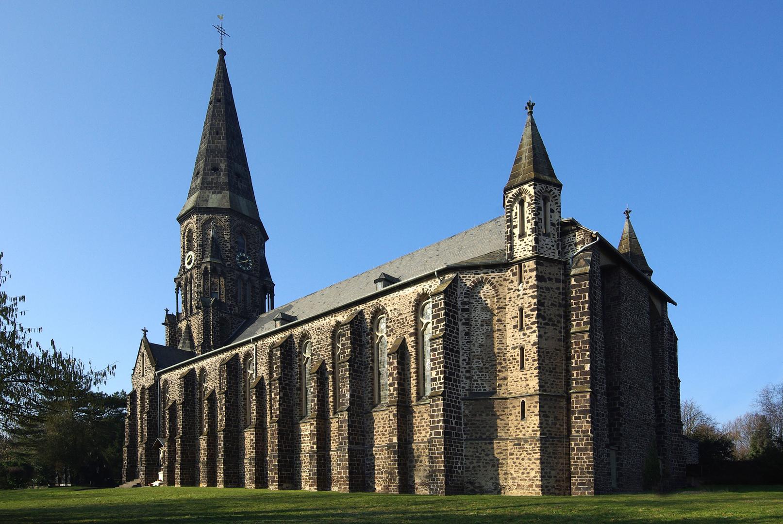 Kath. Pfarrkirche St.Mauritius und Maternus Koblenz-Rübenach (2)
