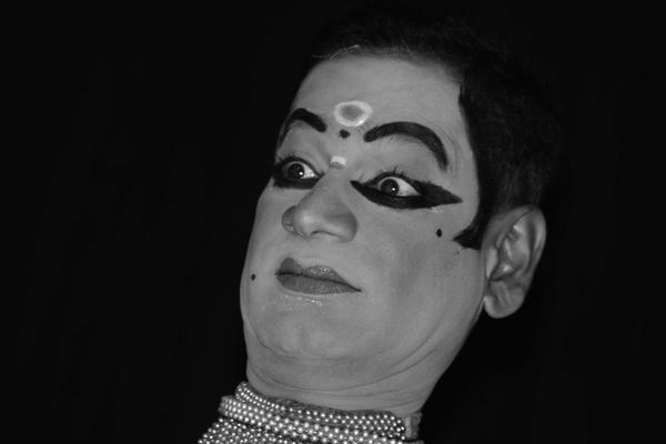 Kathakali sin sombras