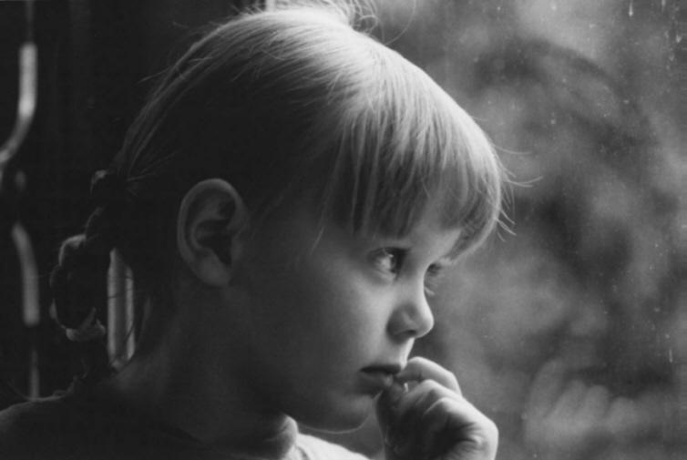Katharina am Fenster