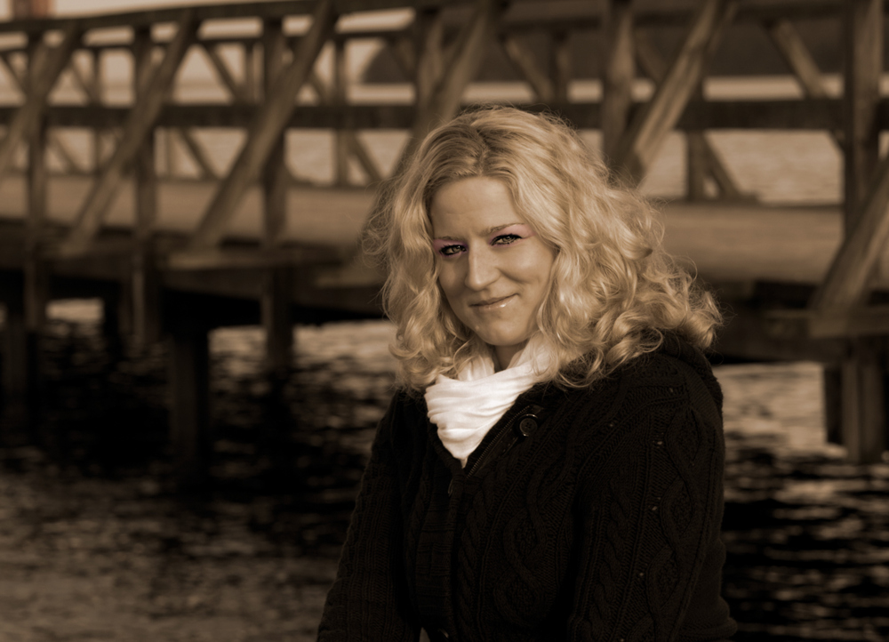 Katharina am Meer