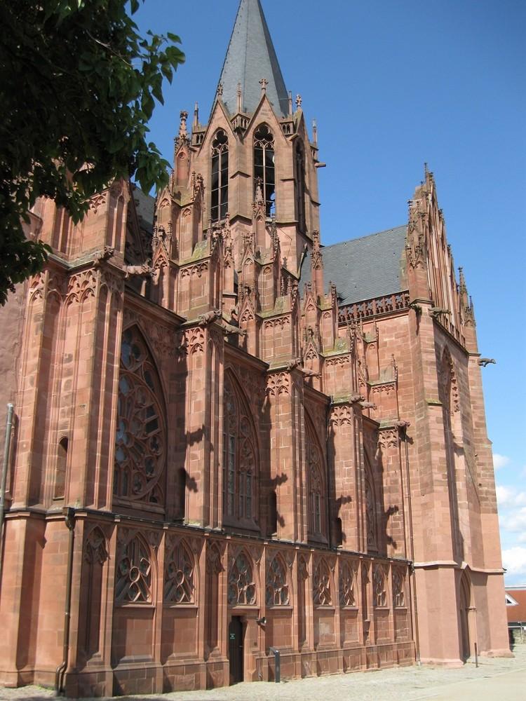 Katharinen Kirche in Oppenheim