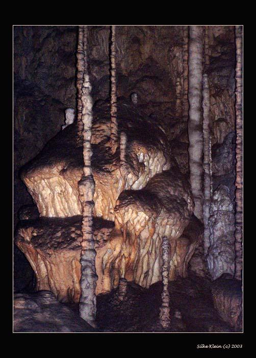 Katharinenhöhle im Mährischen Karst