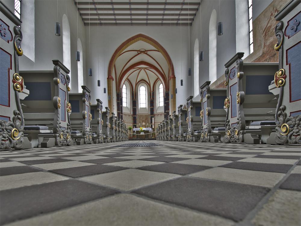 Katharinenkirche in Blankenberg