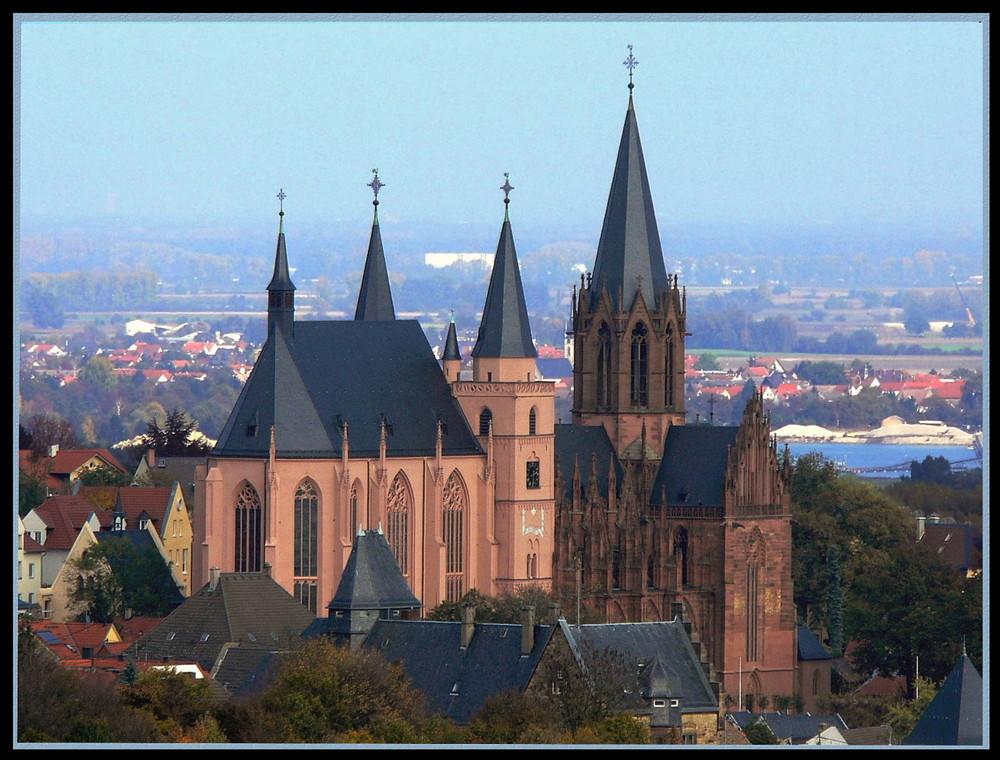 Katharinenkirche in Oppenheim/Rhein