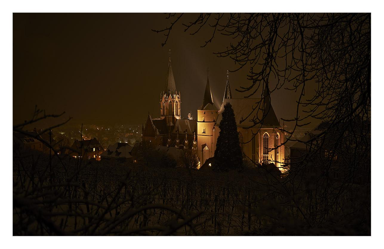 Katharinenkirche von Südwesten