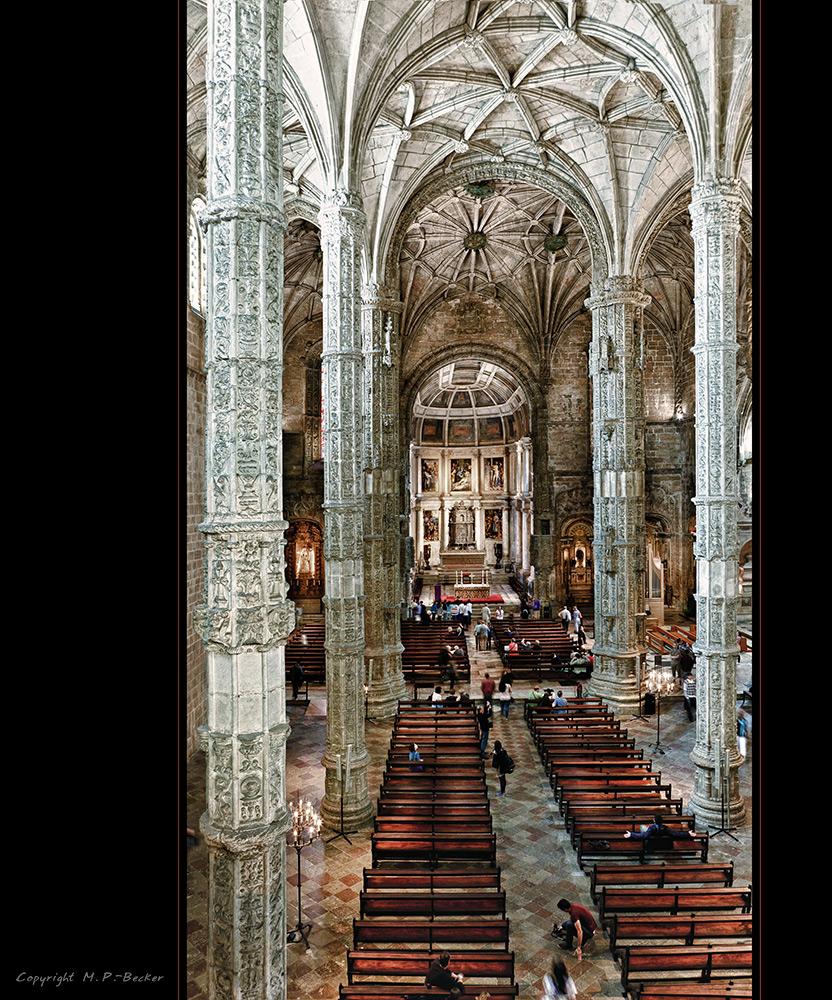 Kathedrale am Meer