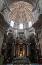 Kathedrale Andalusien - Altar