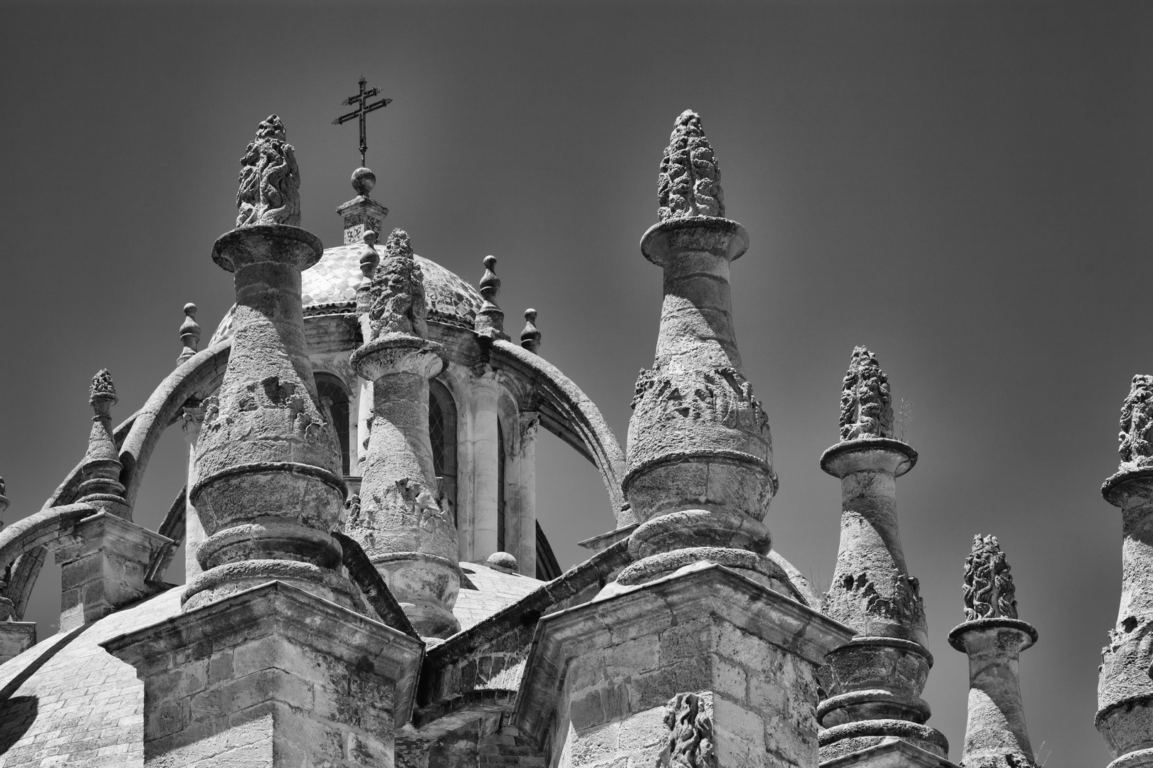 Kathedrale de la Sede in Sevilla
