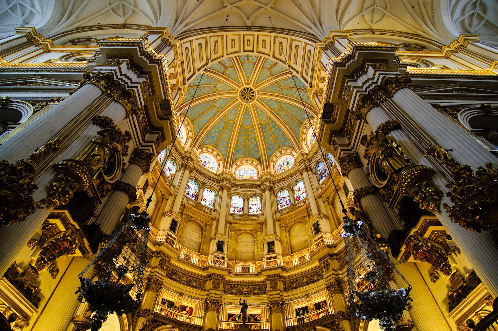Kathedrale in Granada (2)