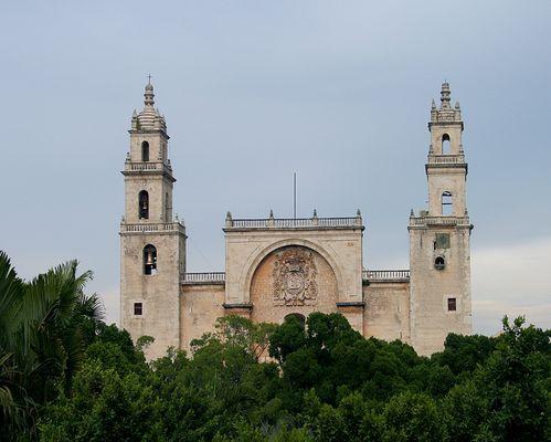 Kathedrale in Merida