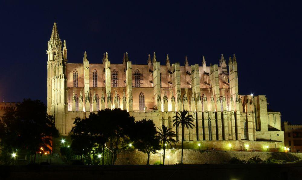 Kathedrale in palma de mallorca foto bild europe - Muebles baratos palma de mallorca ...