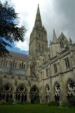 Kathedrale in Salisbury