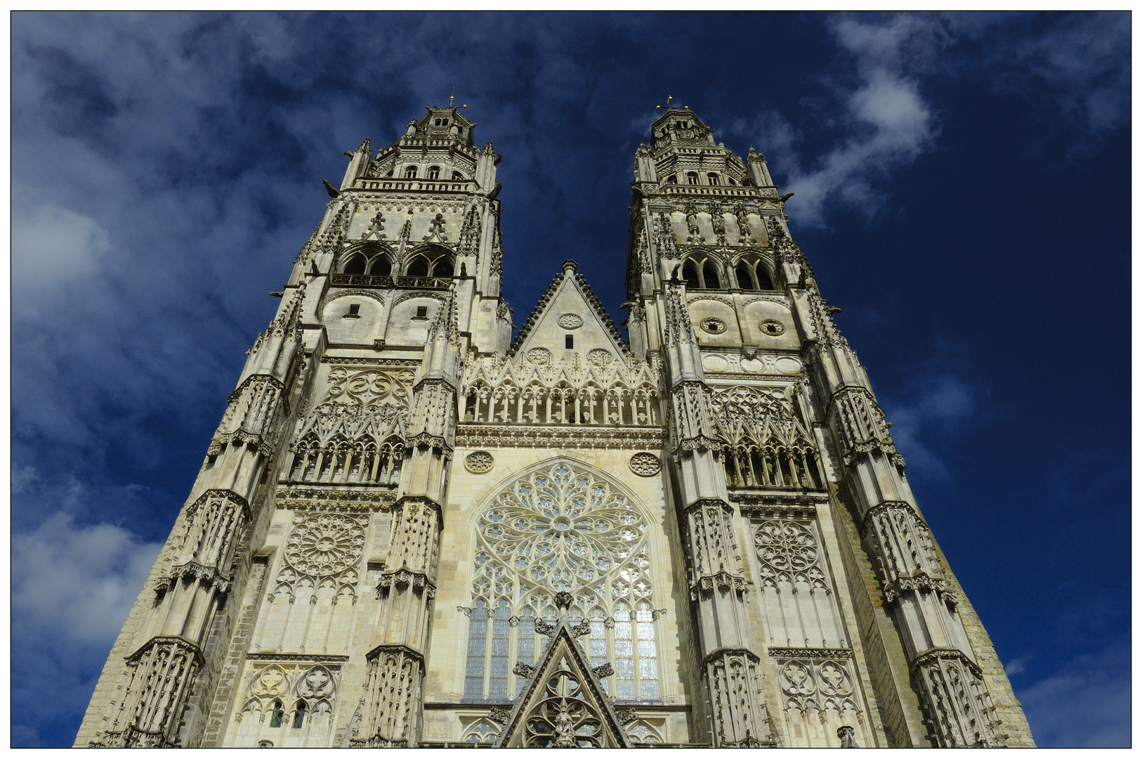 Kathedrale in Tour
