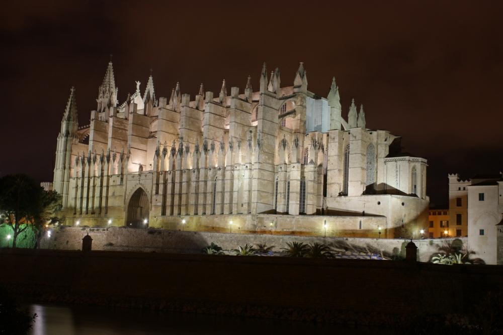 Kathedrale La Seu in Palma - DRI