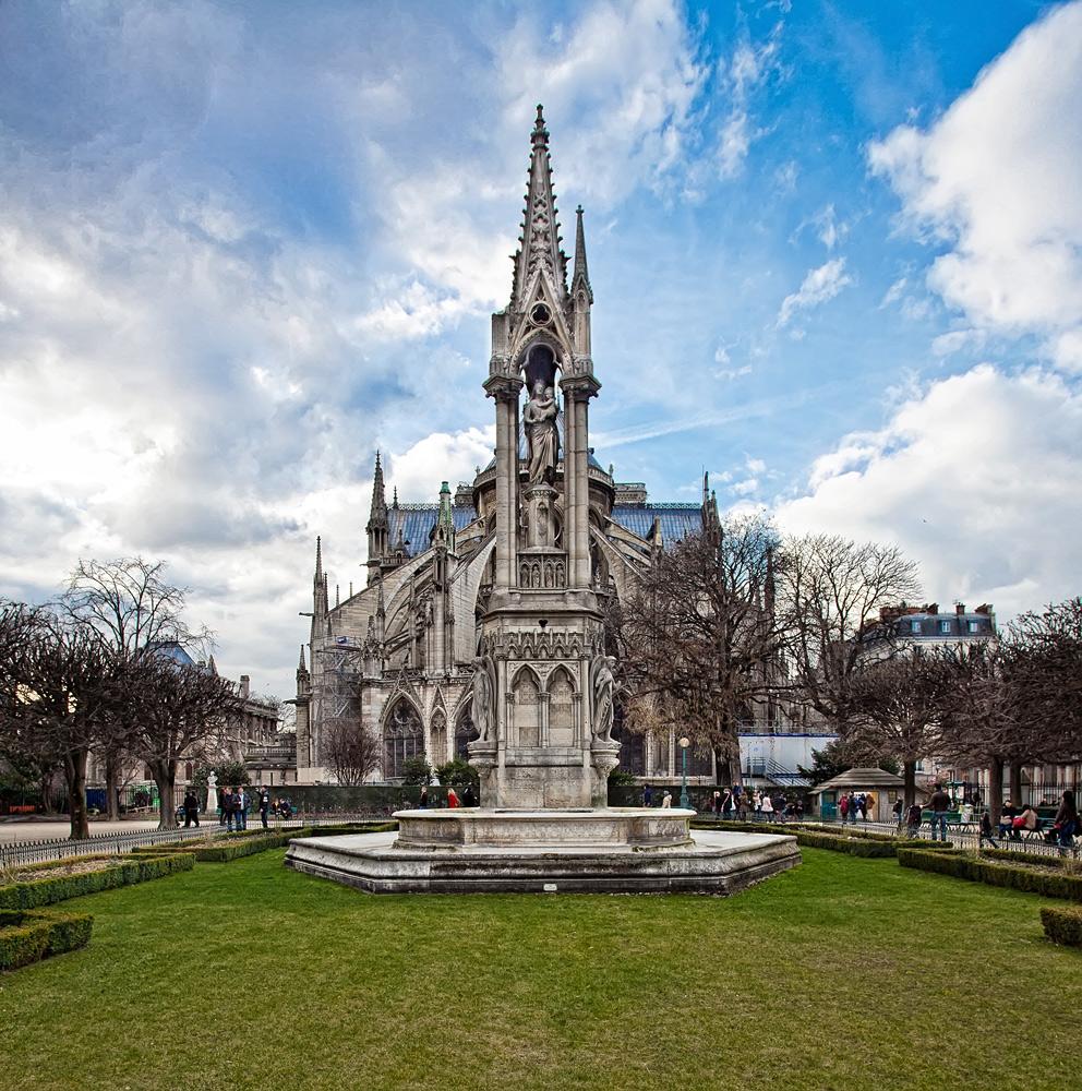 Kathedrale Notre-Dame de Paris