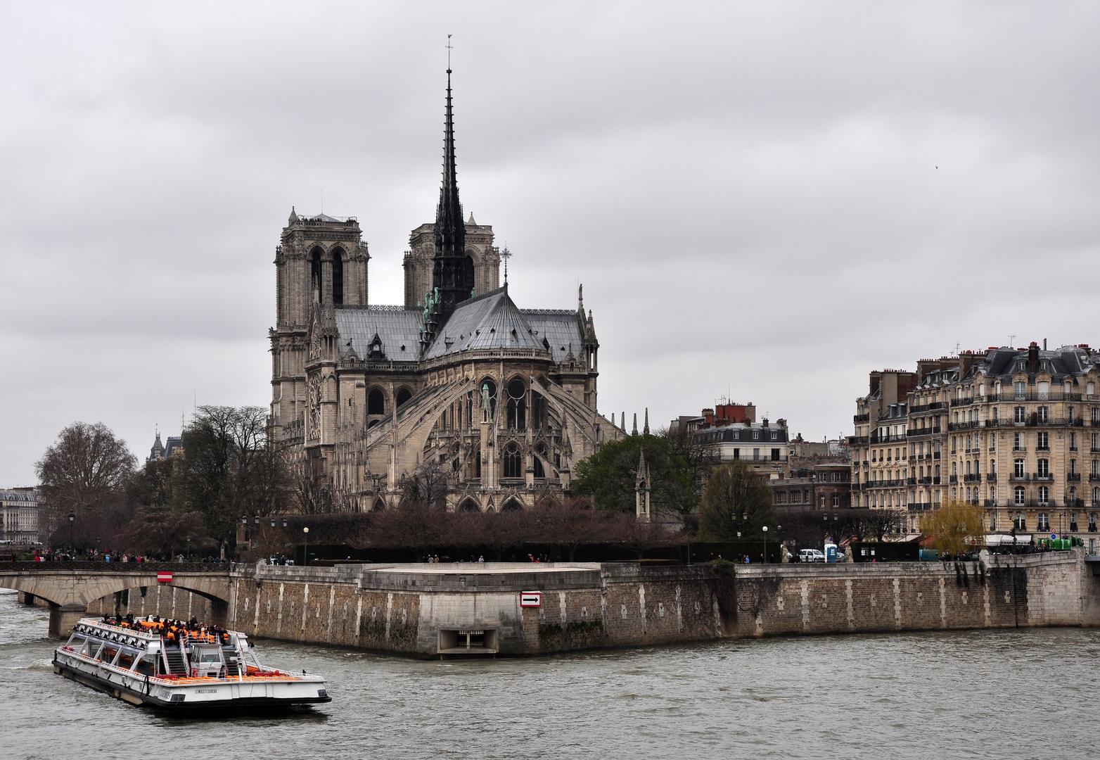Kathedrale Nôtre-Dame