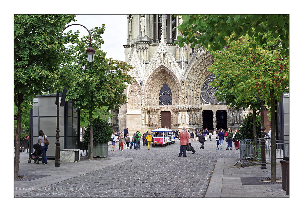Kathedrale Notre-Dame, Reims 2