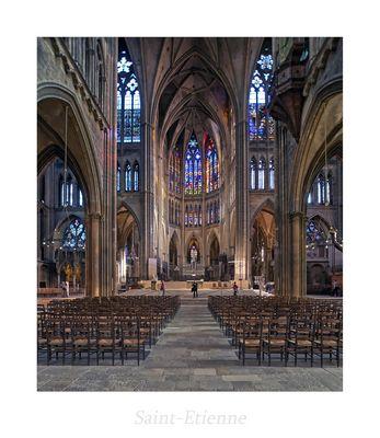 "Kathedrale Saint-Étienne "" Wunder der Gotik....***"""