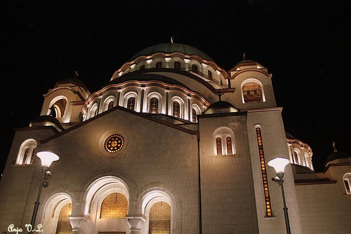 Kathedrale Sankt Sava