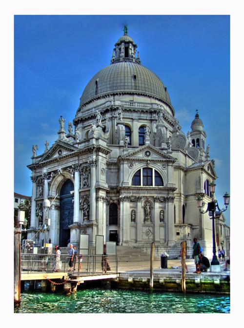 Kathedrale Santa Maria Venezia die zweite