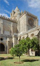 Kathedrale Sé in Evora