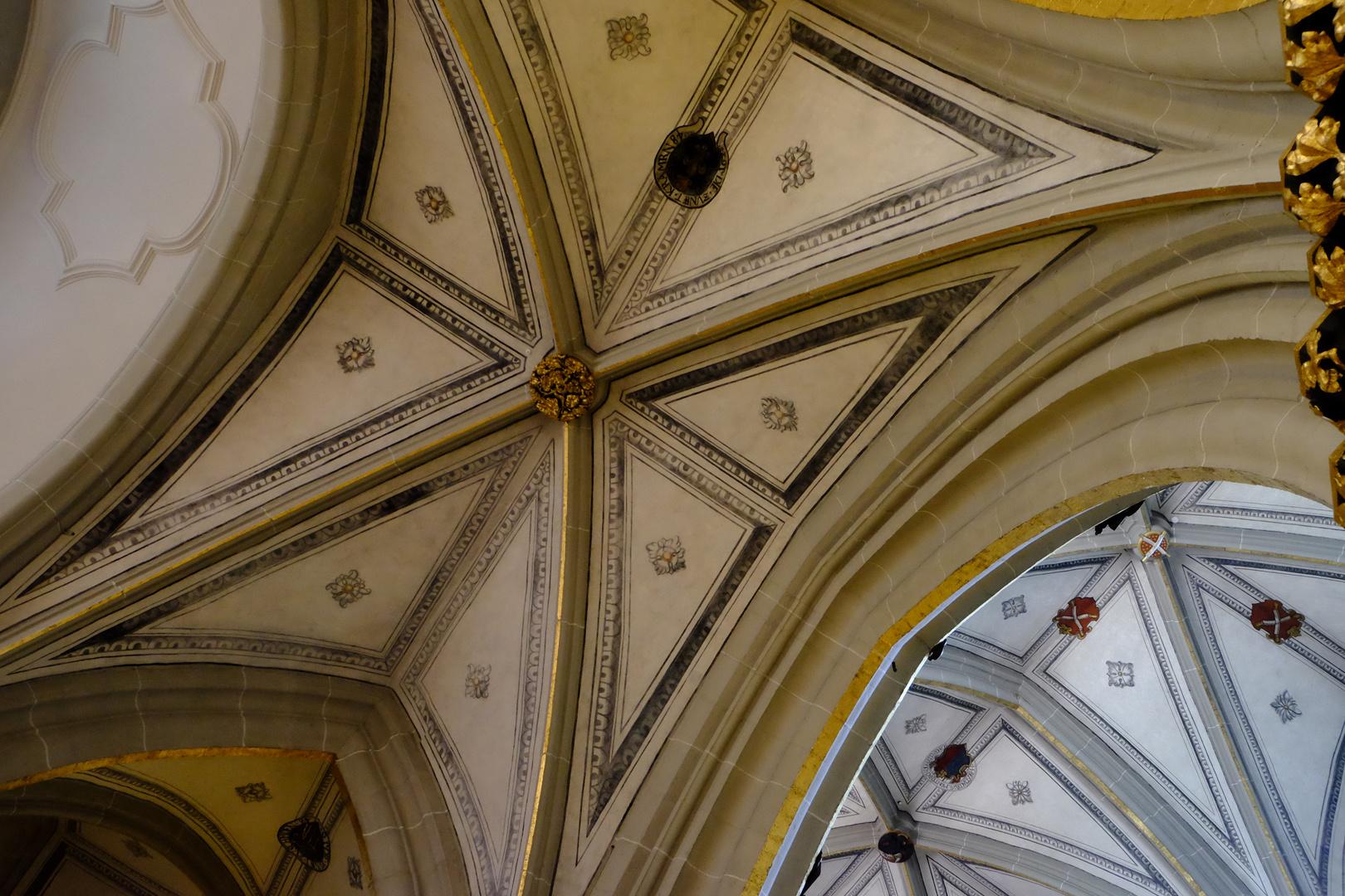 Kathedrale St. Niklaus Fribourg Schweiz