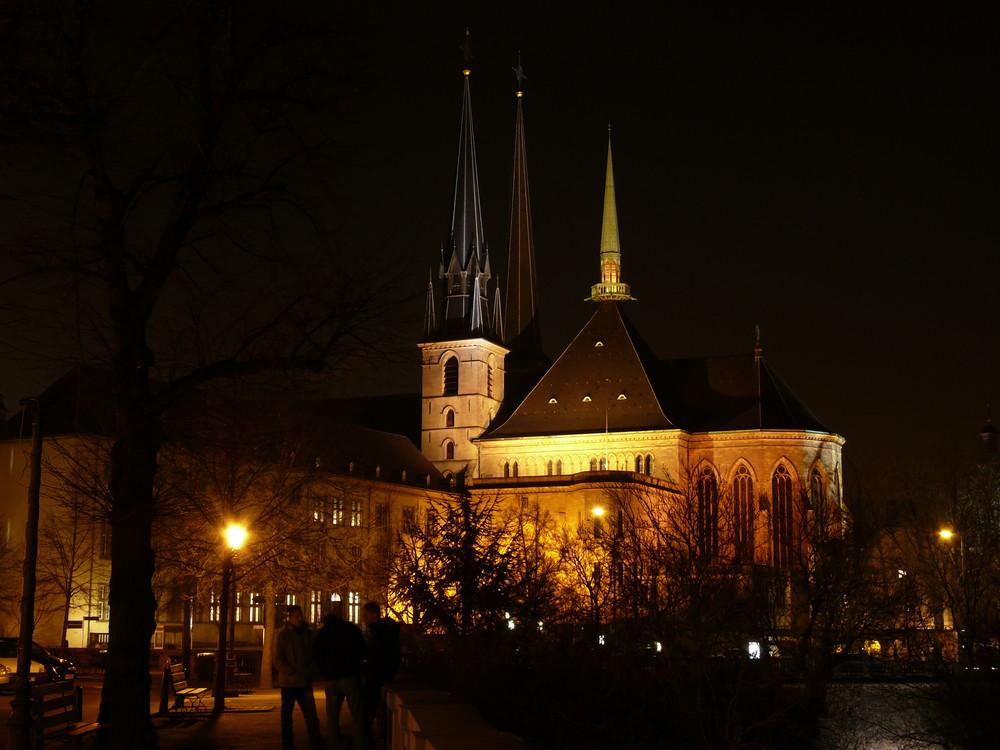 Kathedrale Stadt Luxemburg