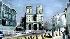Kathedrale von Auch, Frankreich