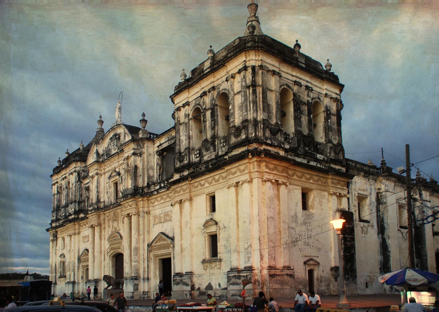 Kathedrale von Leon (Nicaragua)