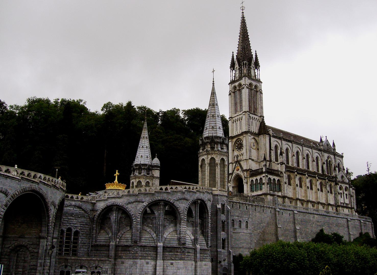 Kathedrale von Lourdes