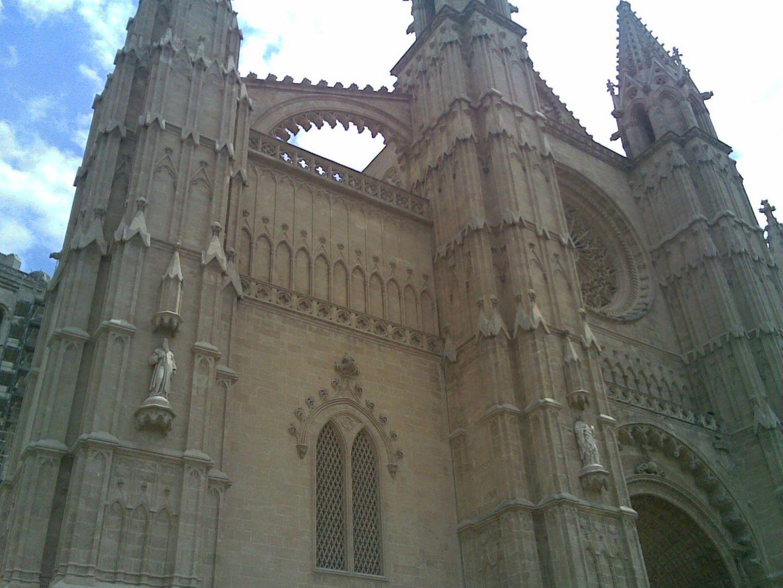 Kathedrale von Mallorca.