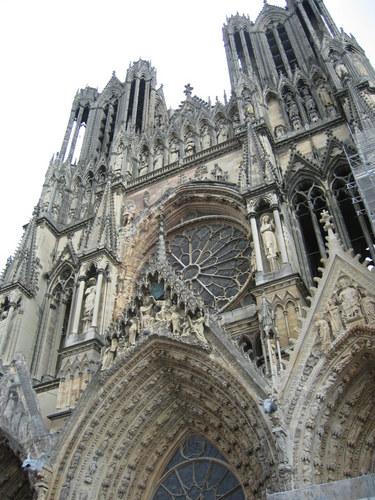 Kathedrale von Reims
