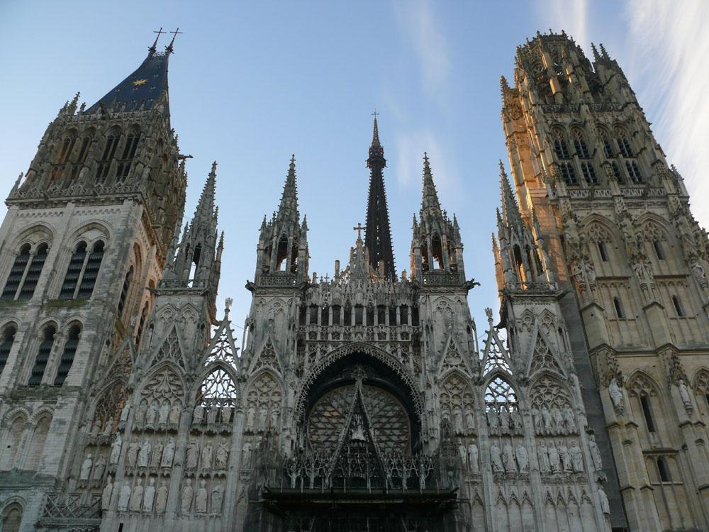 Kathedrale von Rouen V