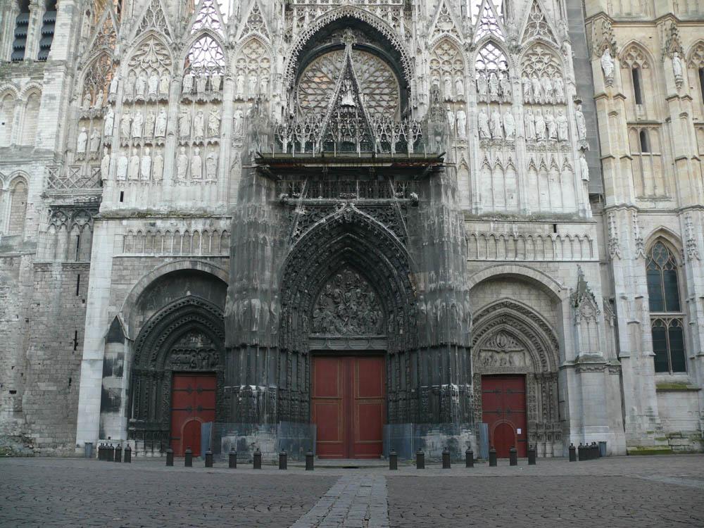 Kathedrale von Rouen VI