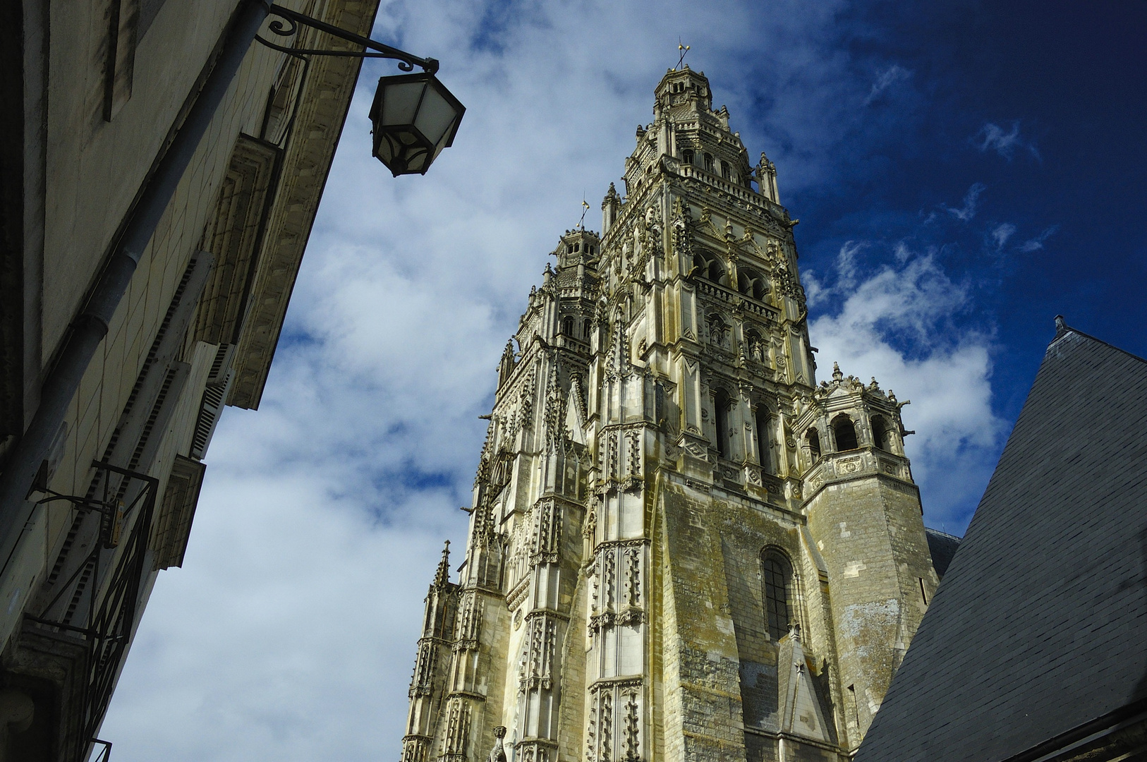 Kathedrale von Tours..........