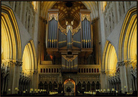 Kathedrale von Wells / Cornwall