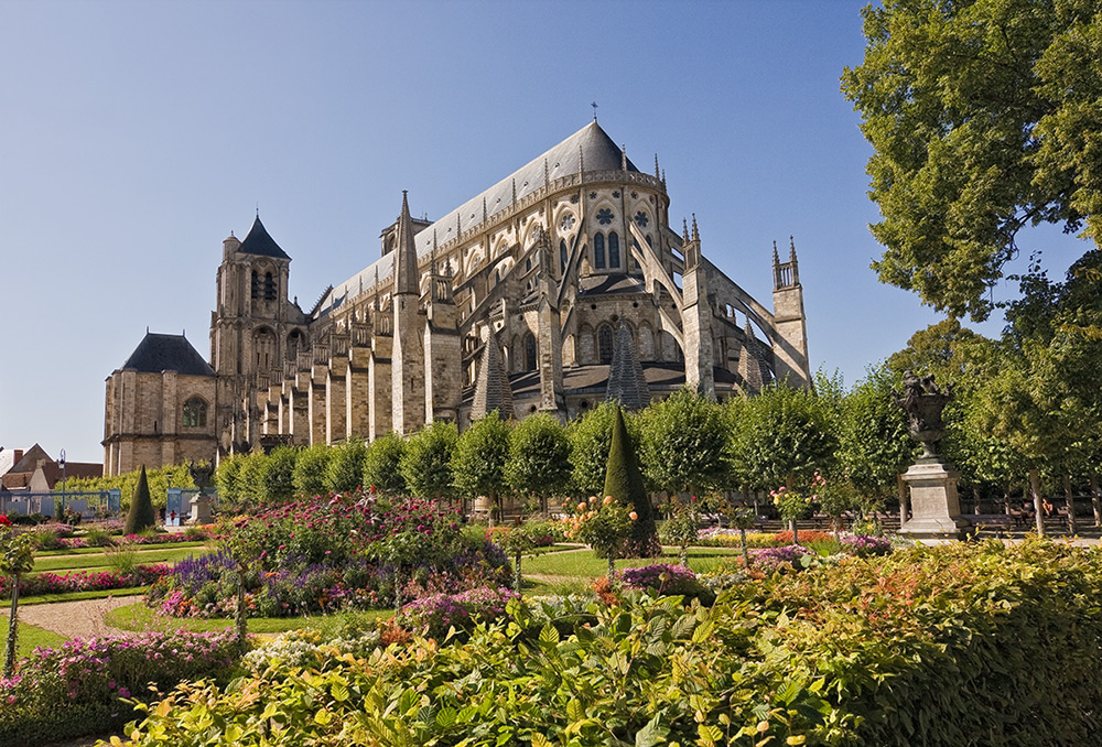 Kathedrale zu Bourges