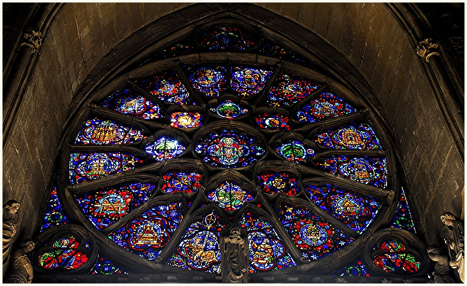 Kathedrale zu Reims II