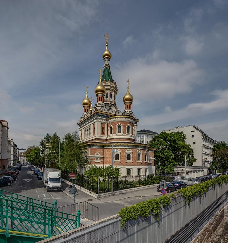 Kathedrale zum Heiligen Nikolaus