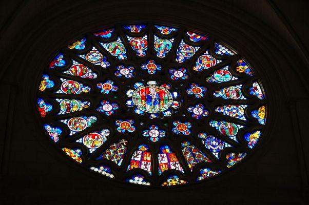Kathedralenfenster