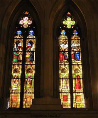 Kathedralenfenster St.Peter